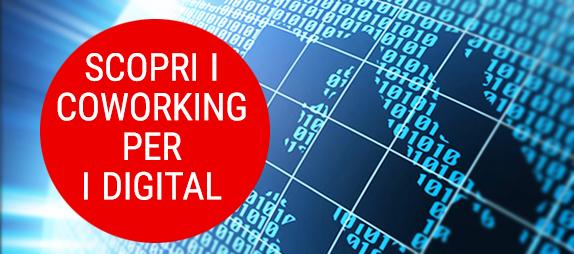 contatti e info sui coworking per digital e informatici